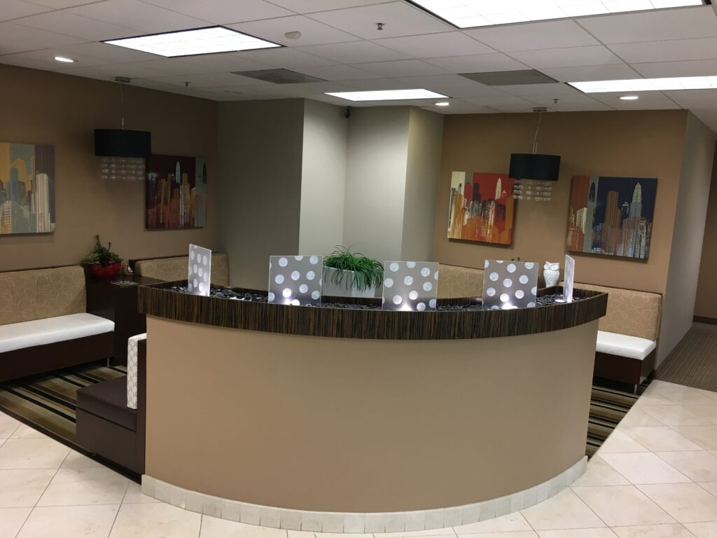 Strivent Financial Lobby Area 1